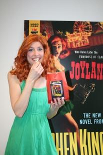 Promoción da novela